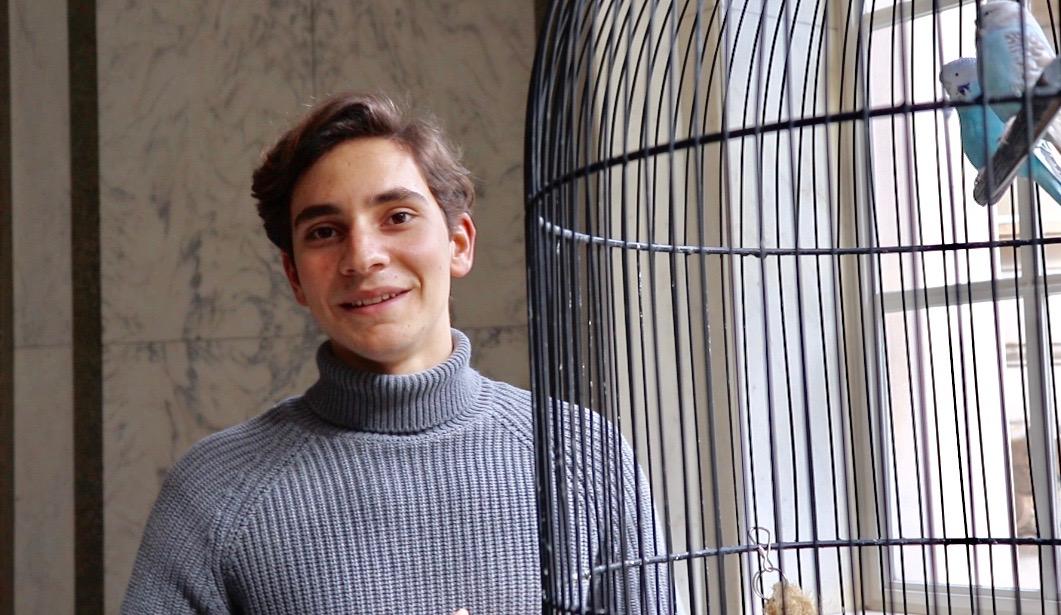 Intervista a Giacomo Rovero