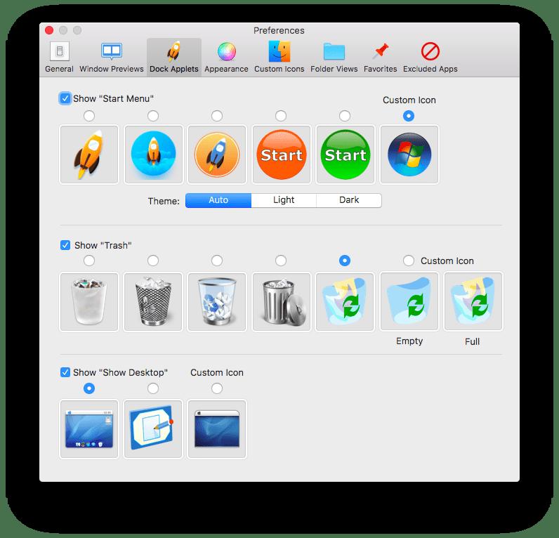 ActiveDock for Mac 1.01 破解版 - Dock增强工具