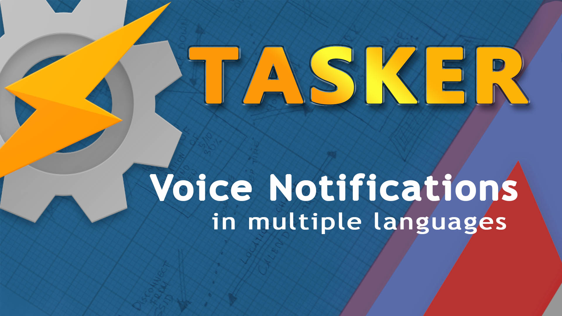 voice notifications in multiple languages