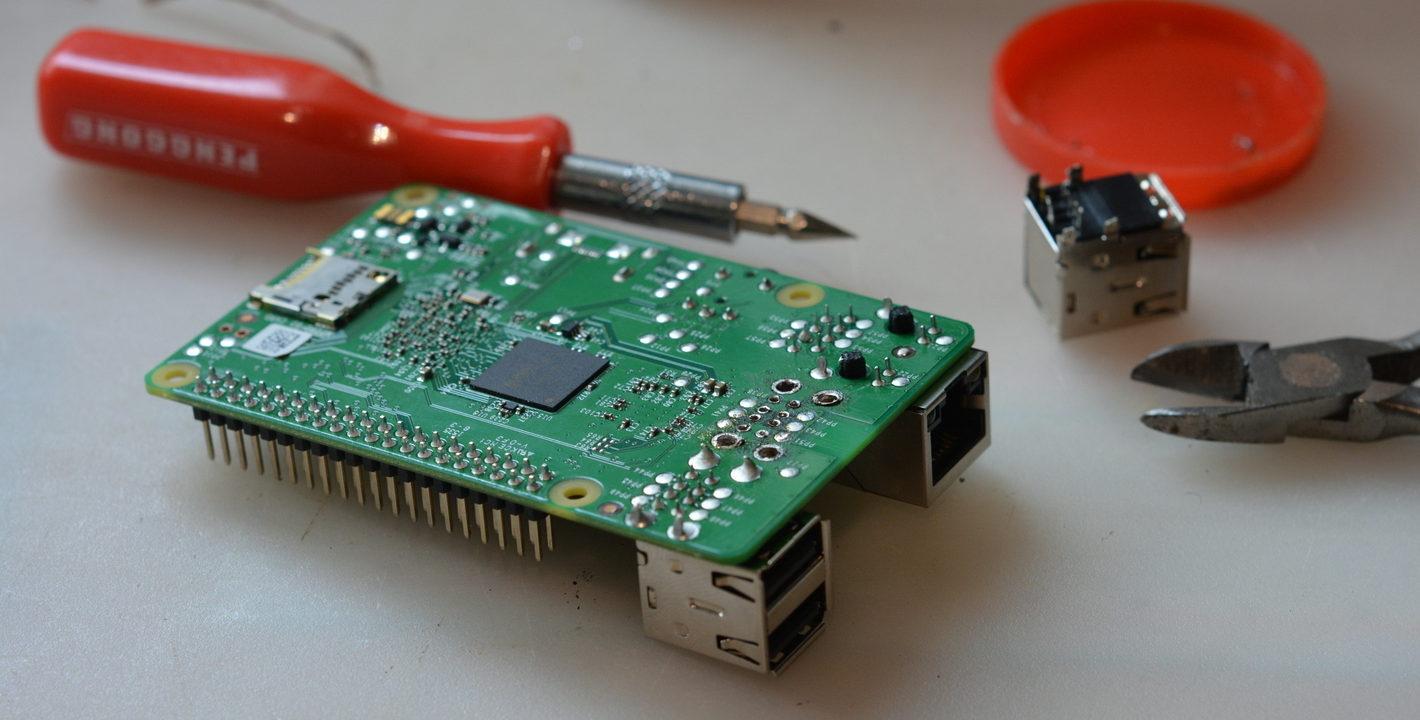 Raspberry NAS pi