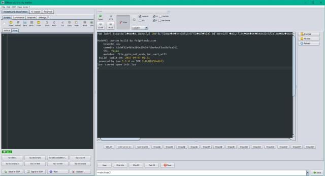 Flashing ESP8266 with NodeMCU (Windows, Linux, Arduino and Raspberry