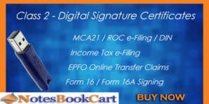 CLASS 2 DSC FOR INDIVIDUAL SIGNING 2 YEARS low cost dsc