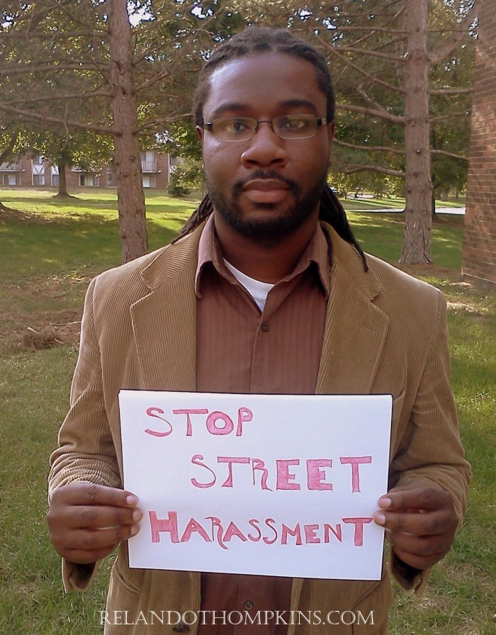 In 2012 I became a Board Member for the Non-Profit Organization Stop Street Harassment
