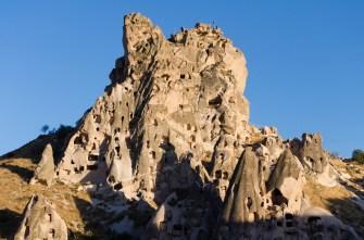 Castle, Uchisar