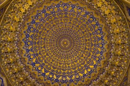 Tilla Kari Madrassa, Samarkand