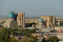 Bibi Fatima Moschee, Samarkand
