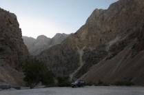 Camping in den Zagros Mountains