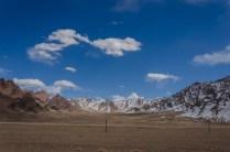 Grenzgebirge zu China