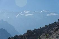 Gletscher, Fan Mountains