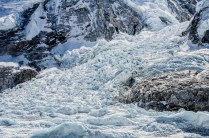 Khumbu Ice Fall, Weg zum Mt. Everest