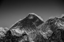 Mt. Everest (8.848m)