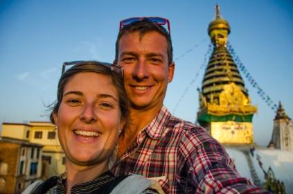 Tempeltouristen
