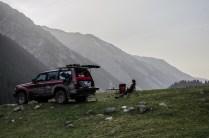 Herrlicher Campingplatz in Altyn Arashan