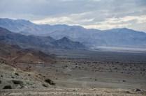 Gebirgszug in der Gobi