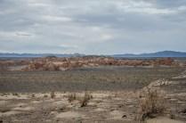 Hier liegen einige der Saurierfundstätten der Gobi