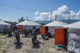 Eine Traveller-Oase in Ulaan Baator