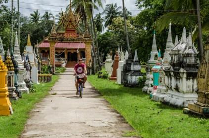 Fahrradtour über die Inseln