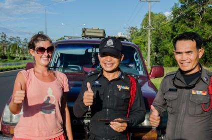 Thai Police: Check!