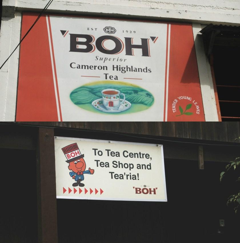 Cameron Tea Centre