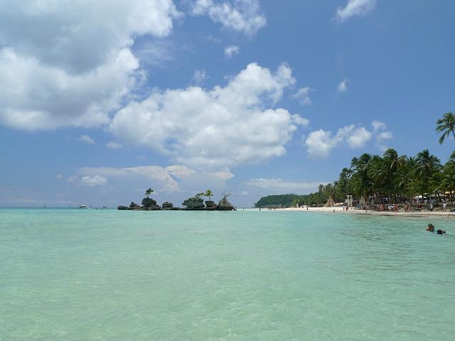 2011 Boracay Sea