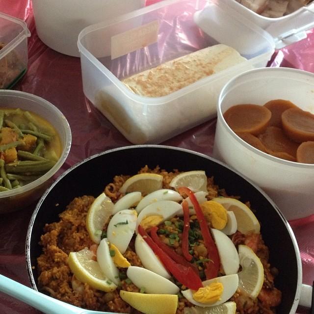 2013-Food at TK
