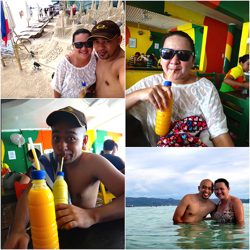 Boracay Beach and Shakes