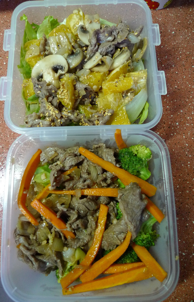 PL Beef Salad