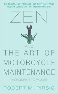 Cover: Zen and Art of Motorcycle Maiantenance