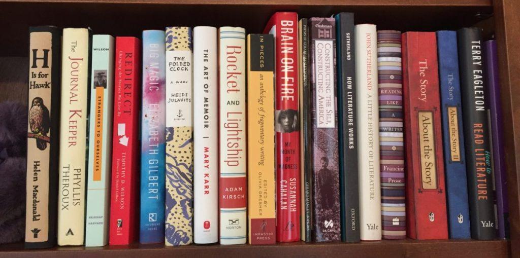 My TBR shelf: nonfiction