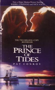 cover: The Prince of Tides by Pat Conroy