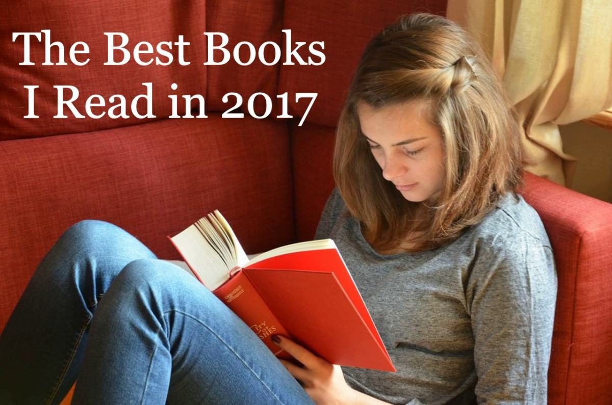 The 15 Best Books I Read in 2017