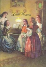 Cover: Little Women by Louisa May Alcott