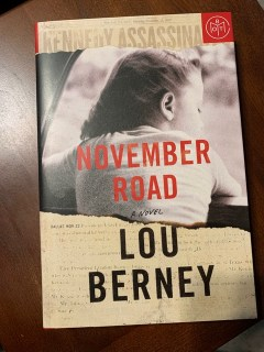 cover: November Road by Lou Berney