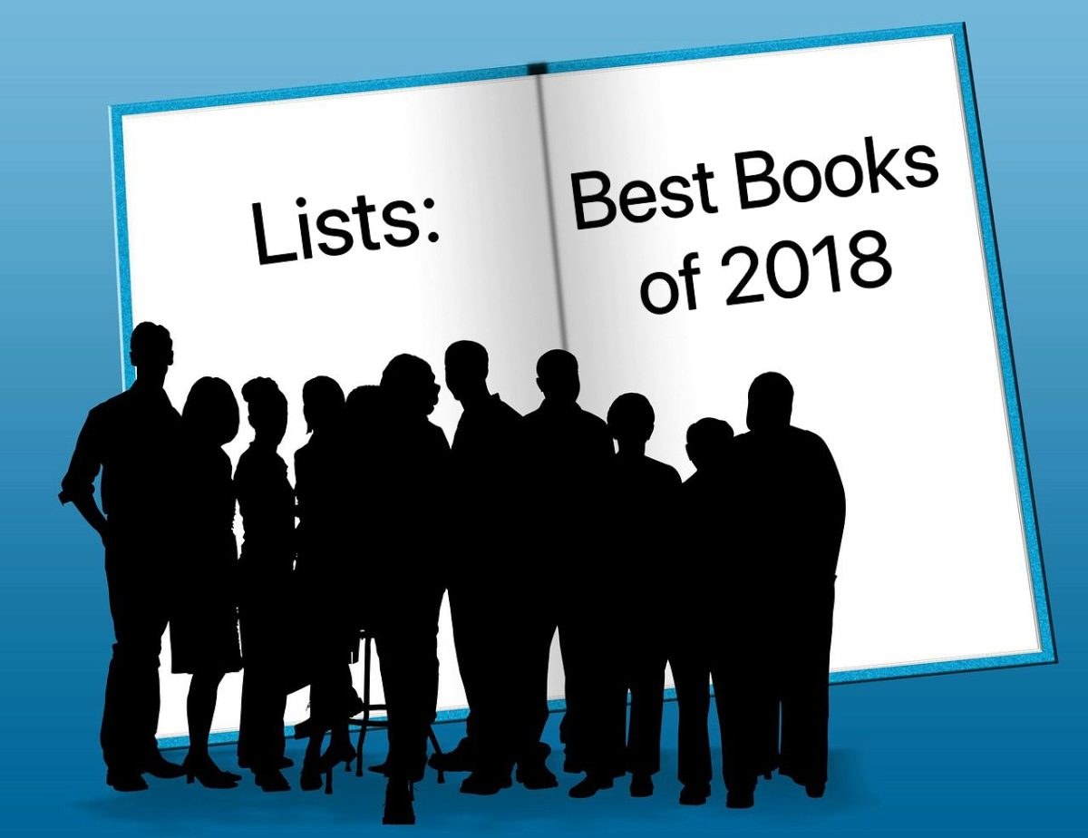 Best Books of 2018: More Lists