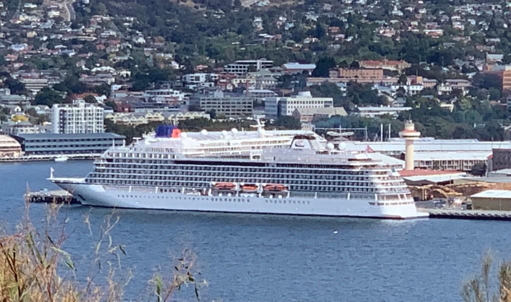 Viking Sun ocean cruise ship
