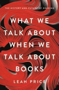 cover: What We Talk About When We Talk About Books