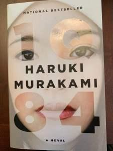 Cover: 1Q84 by Haruki Murakami