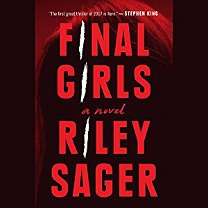 cover: Final Girls by Riley Sager
