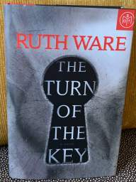 cover: The Turn of the Key by Ruth Ware