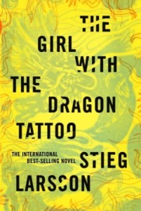cover: The Girl with the Dragon Tattoo