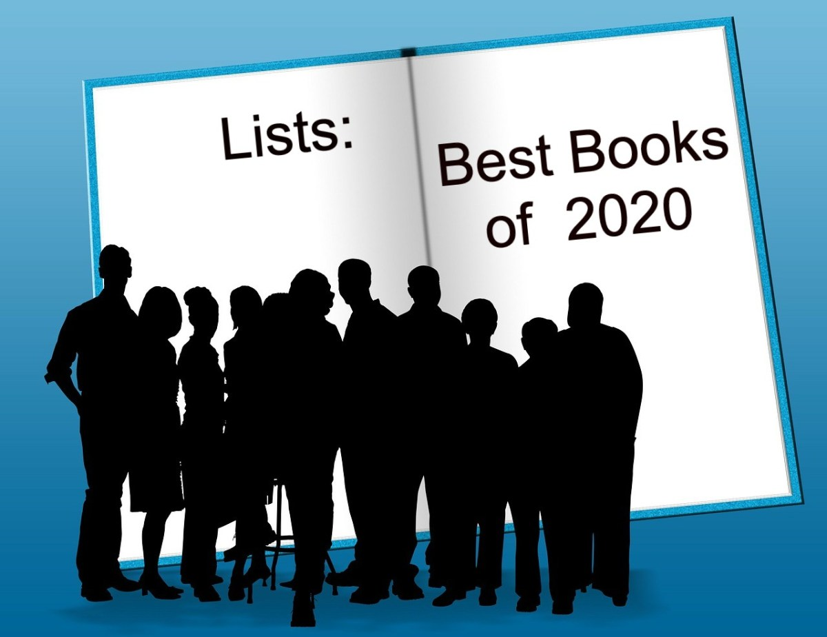 open book--lists: Best Books of 2020