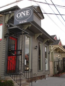 one restaurant new orleans
