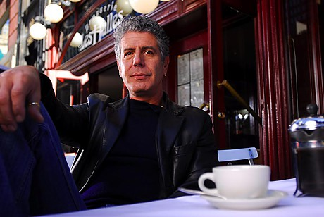 "Anthony Bourdain says ""there's no place like New Orleans."""