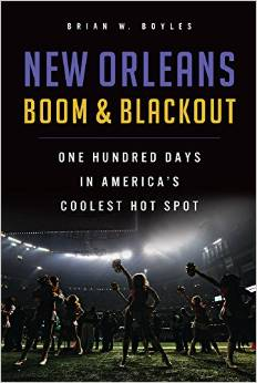 This new book explains the inner workings of much of what lead up to the New Orleans Super Bowl 2013.