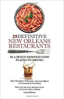 Get this book to learn the fascinating ins and outs of New Orleans restaurants