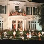 Spooky house on St. Charles Ave New Orleans
