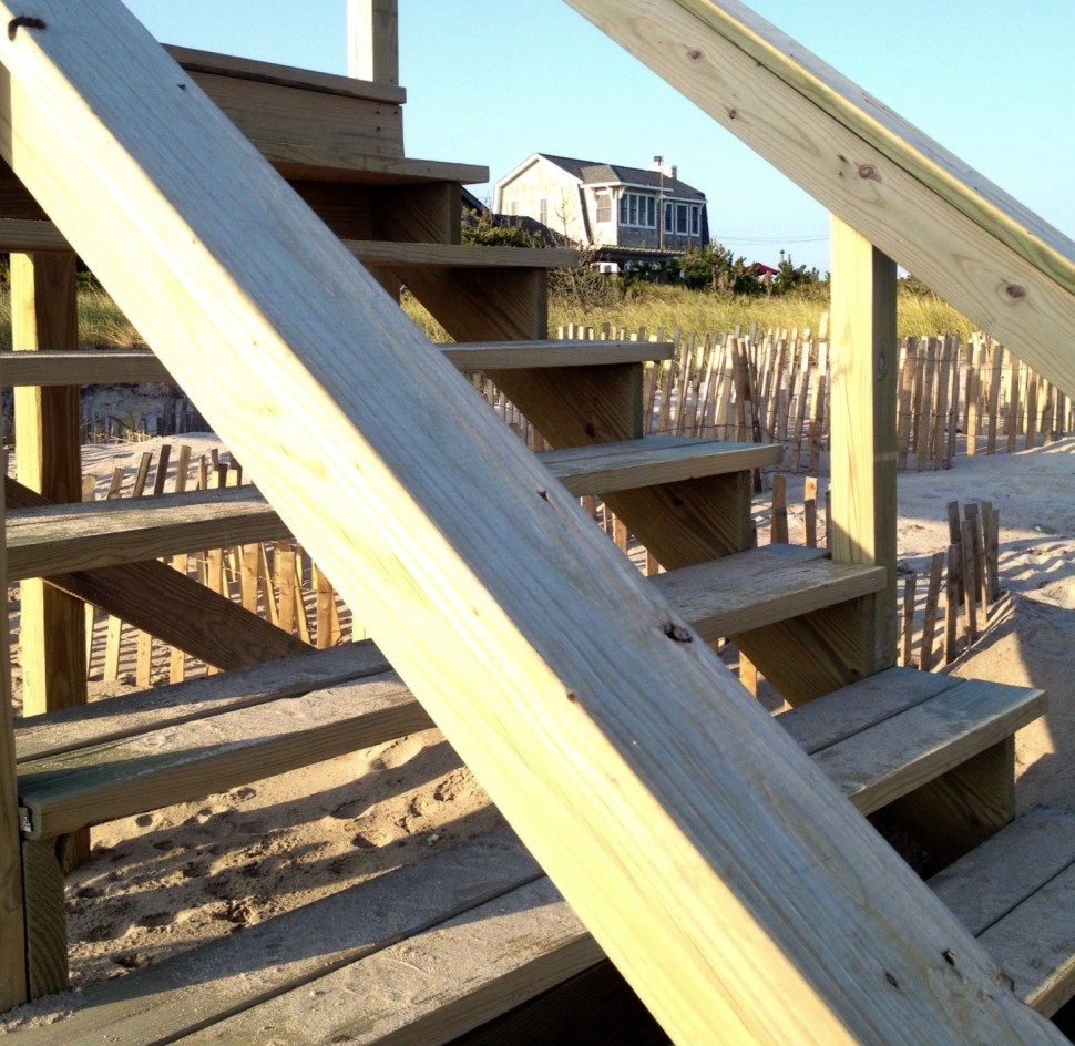 Cherry Grove, Fire Island. Photo by Rick Stachura. August 20, 2014.