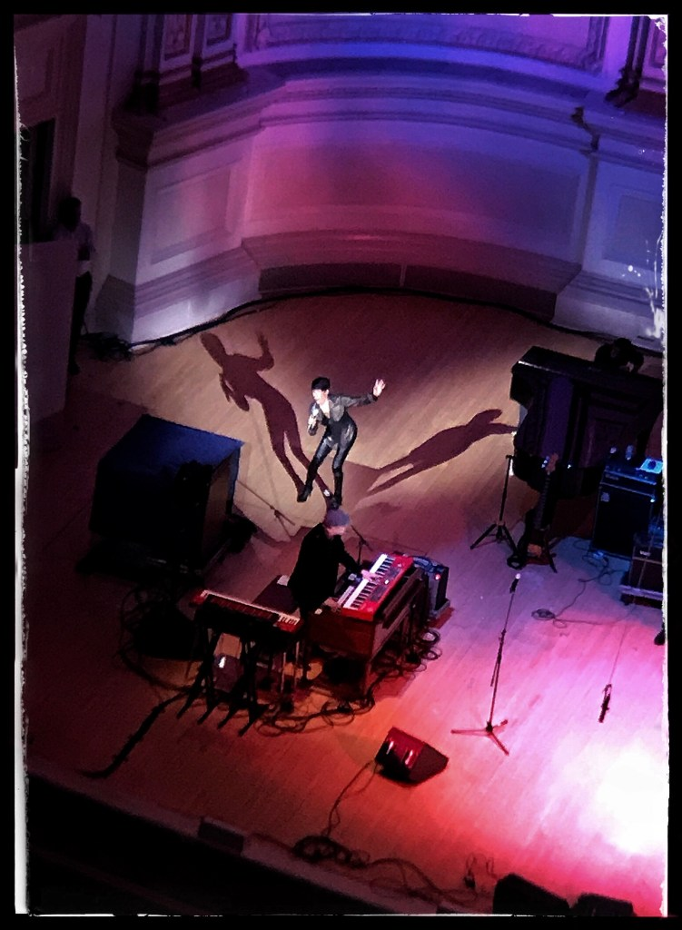 A Tribute to Led Zeppelin (Part 1). Bettye LaVette at Carnegie Hall. Photo by Rick Stachura. March 7, 2018.