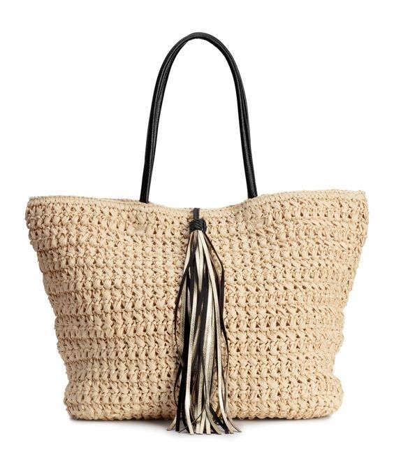 Straw Bag £14.99