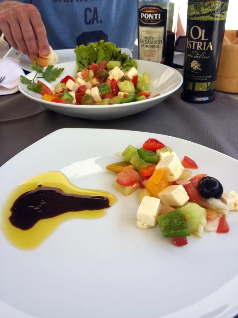 There's always room for Greek Salad